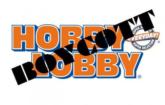 hobby lobby boycott