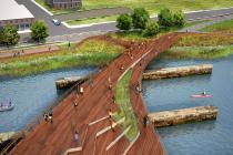 providence river pedestrian bridge