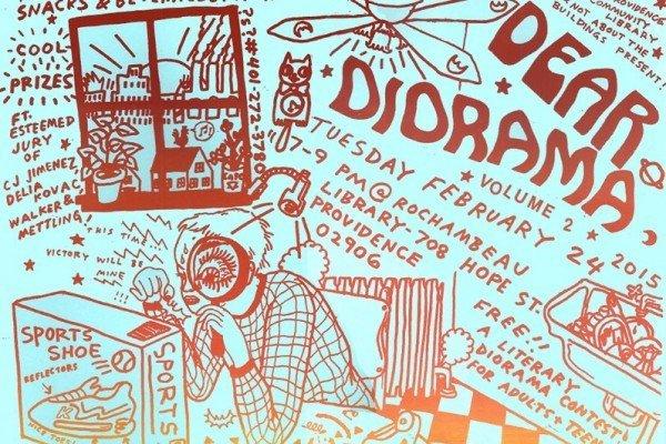 dear diorama