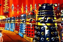 dr who the daleks