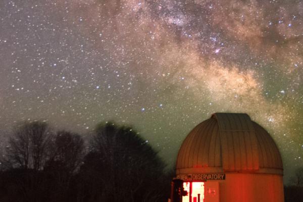 frosty drew observatory