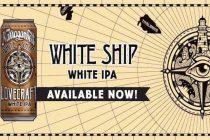 white ship white