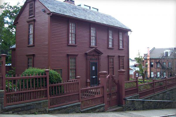 stephen hopkins house