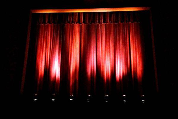 movie curtain