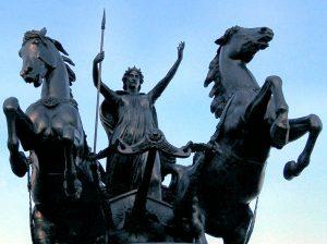 boudicca statue