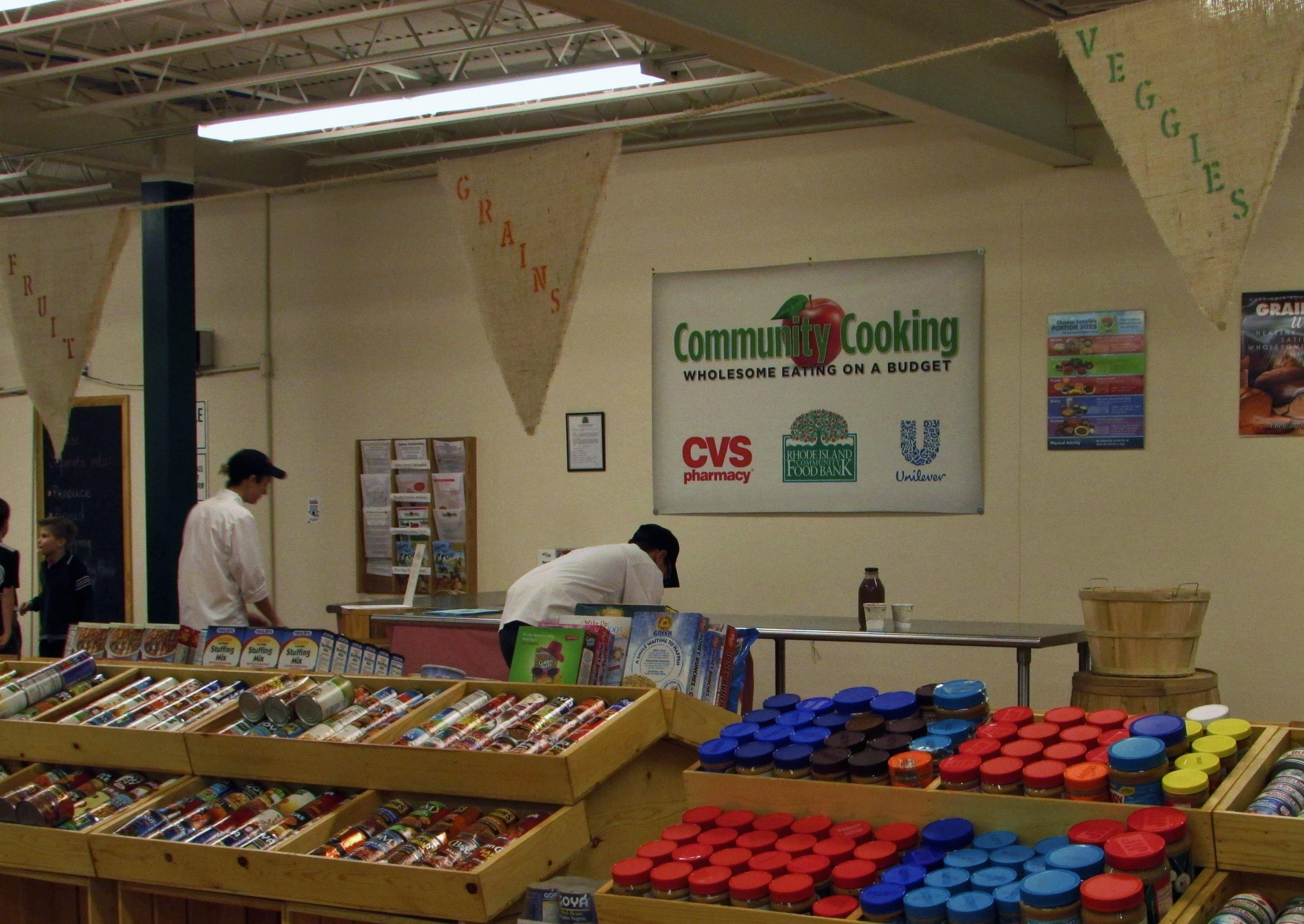 Rhode Island Community Food Bank Needs For Realsies Providence