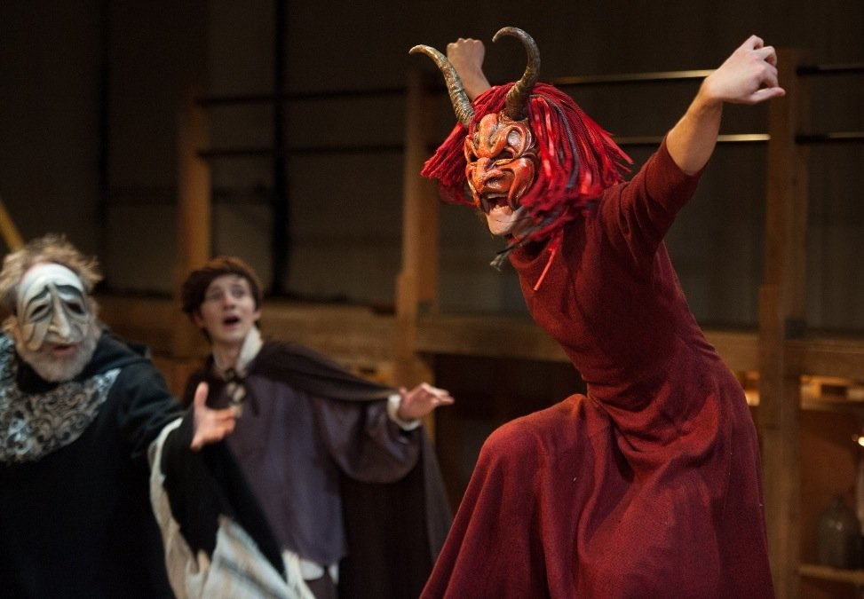 Morality Play At The Gamm Providence Daily Dose