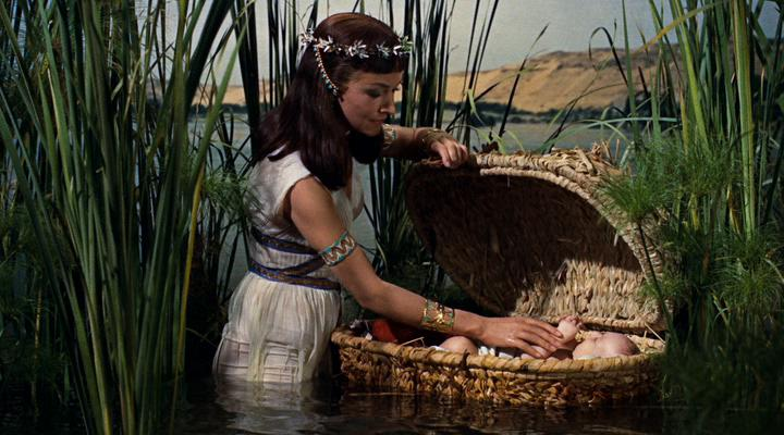 'The Ten Commandments' — The Story Of Passover